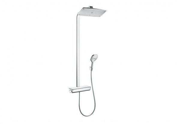 Душевая стойка Hansgrohe Raindance Select E 360 27112400
